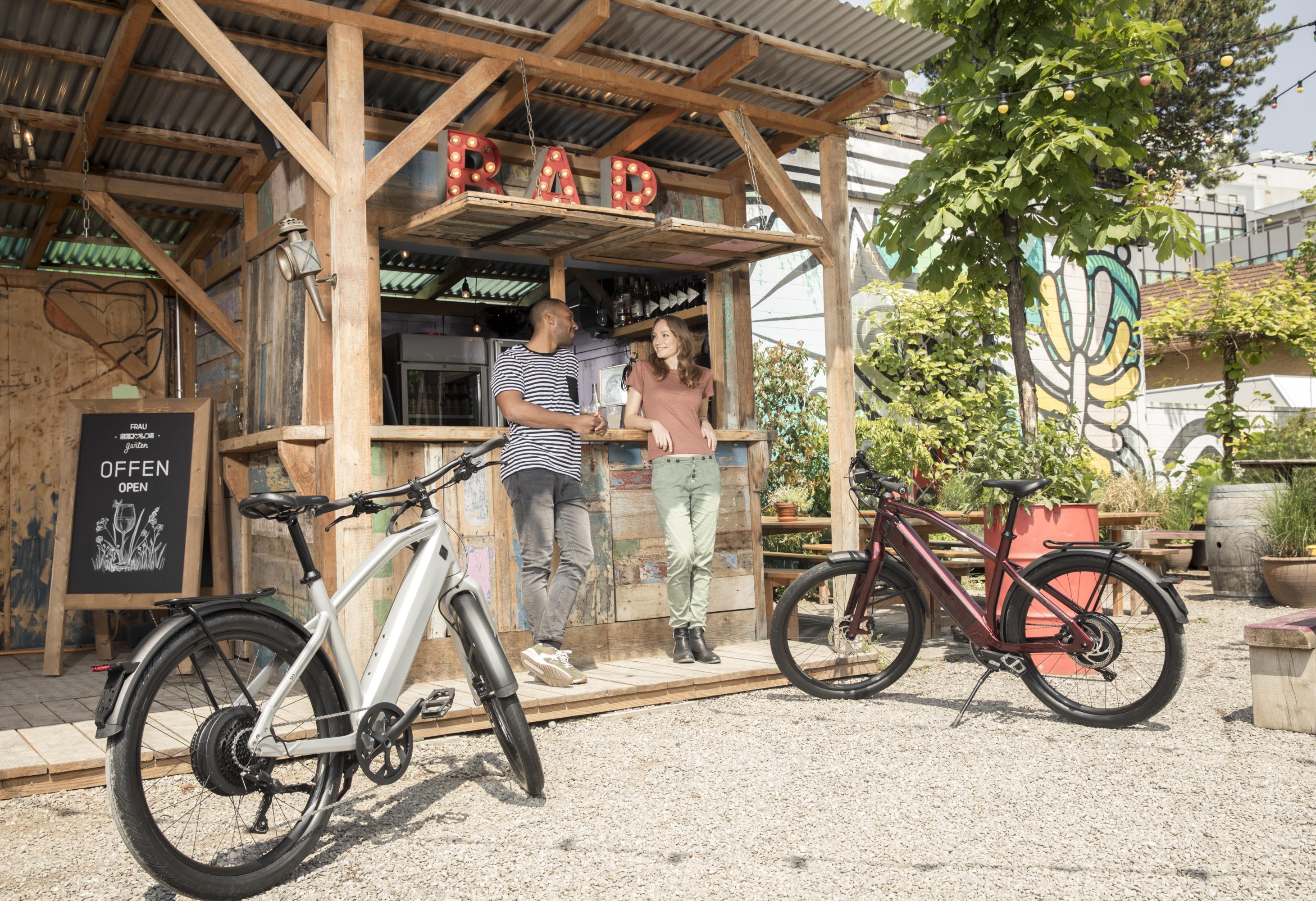 Stromer Bike